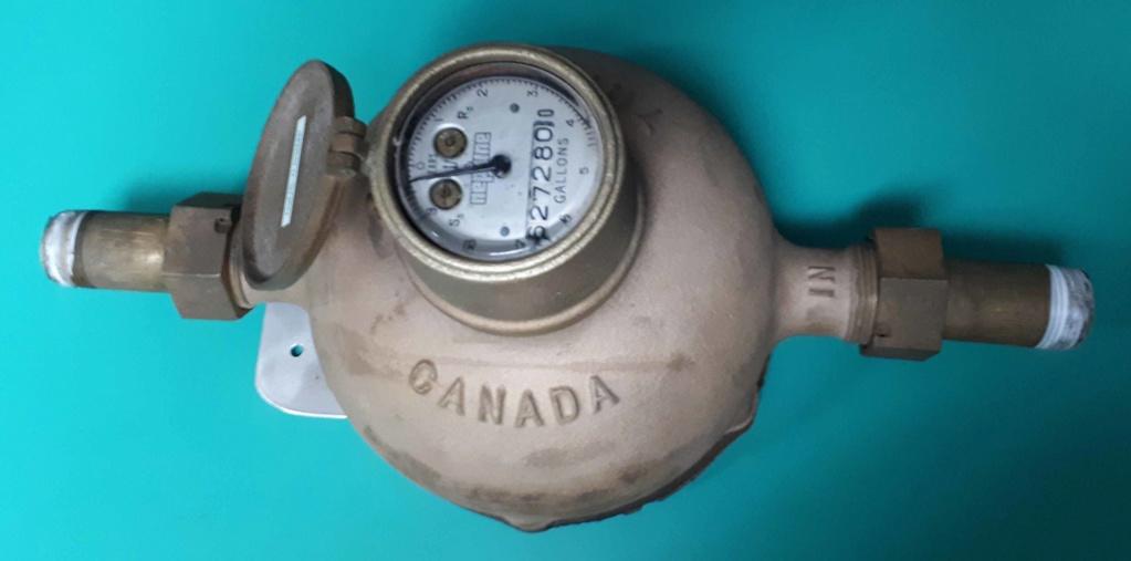 Compteur d'eau   Compte11