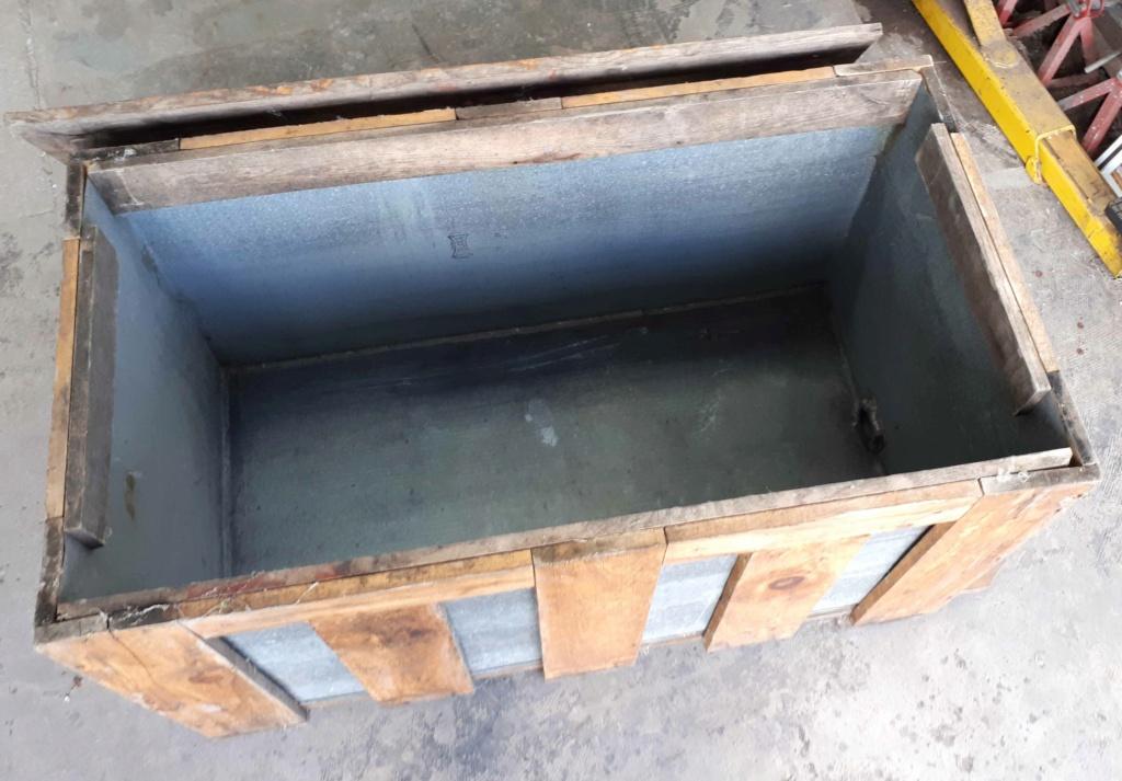 Réservoir ramassage d'eau d'érable Tank310