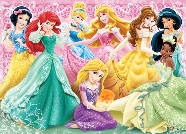 Un nouveau look pour les Princesses Disney Disney10