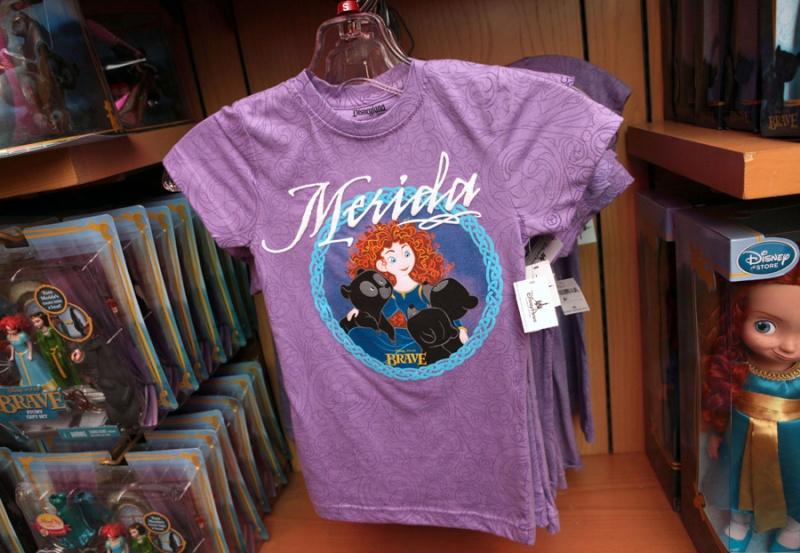 Un nouveau look pour les Princesses Disney - Page 4 Merida11