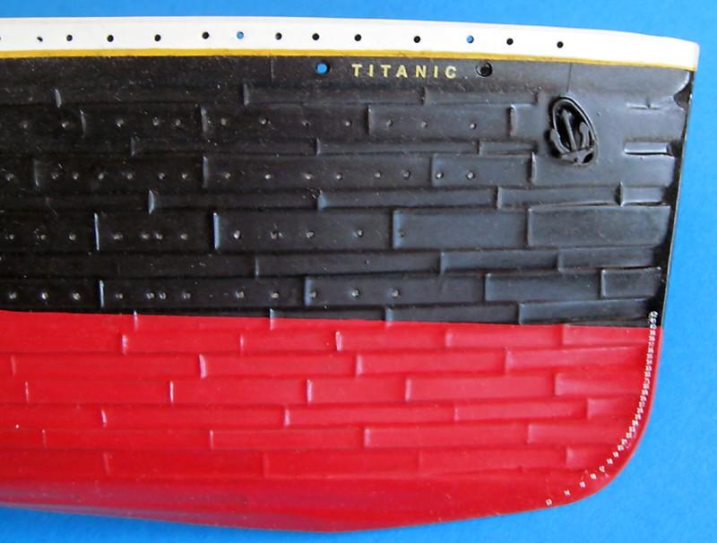 Titanic 1:350 begonnen - wartet seit 10 Jahren  - Seite 2 Bug_210