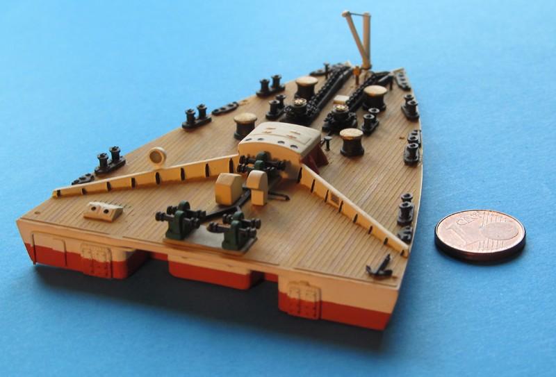Titanic 1:350 begonnen - wartet seit 10 Jahren  Ct350_11