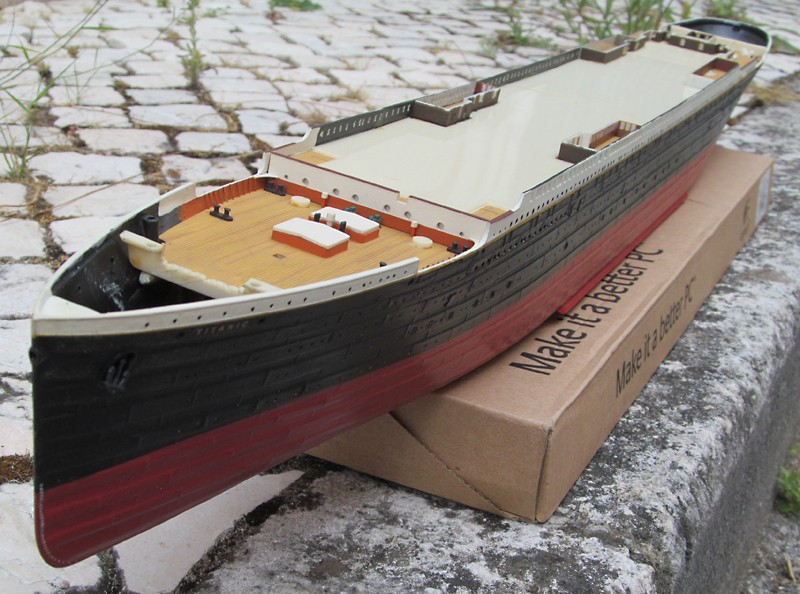 Titanic 1:350 begonnen - wartet seit 10 Jahren  Ct350_12