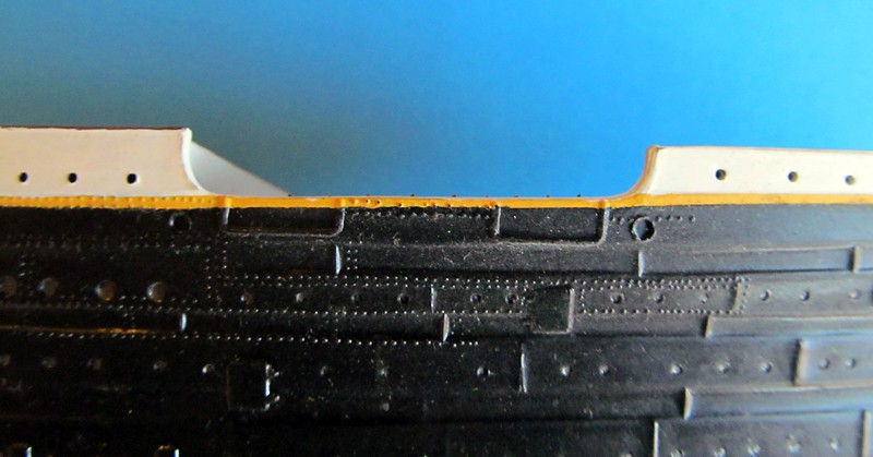 Titanic 1:350 begonnen - wartet seit 10 Jahren  - Seite 2 Yellow10