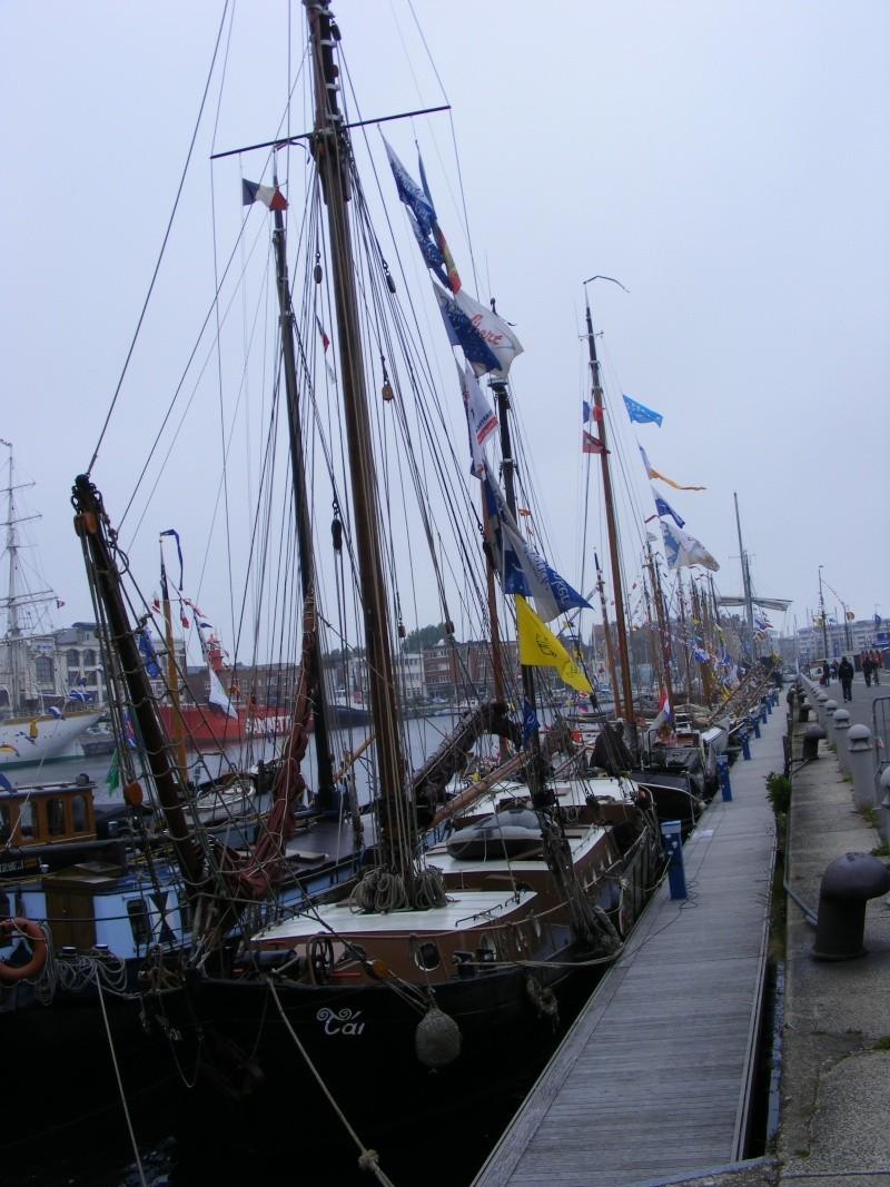 Escale à Dunkerque de voiliers  Voilie14