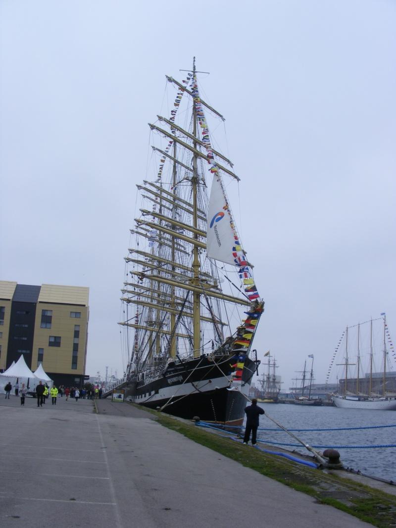 Escale à Dunkerque de voiliers  Voilie18