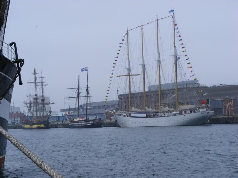 Escale à Dunkerque de voiliers  Voilie20