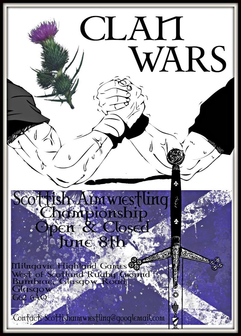 Scottish Armwrestling Championship   8th June Clan_w10