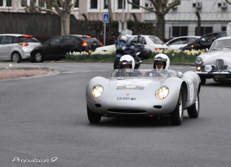 Tour Auto 2013. Porsche en force Porsch22