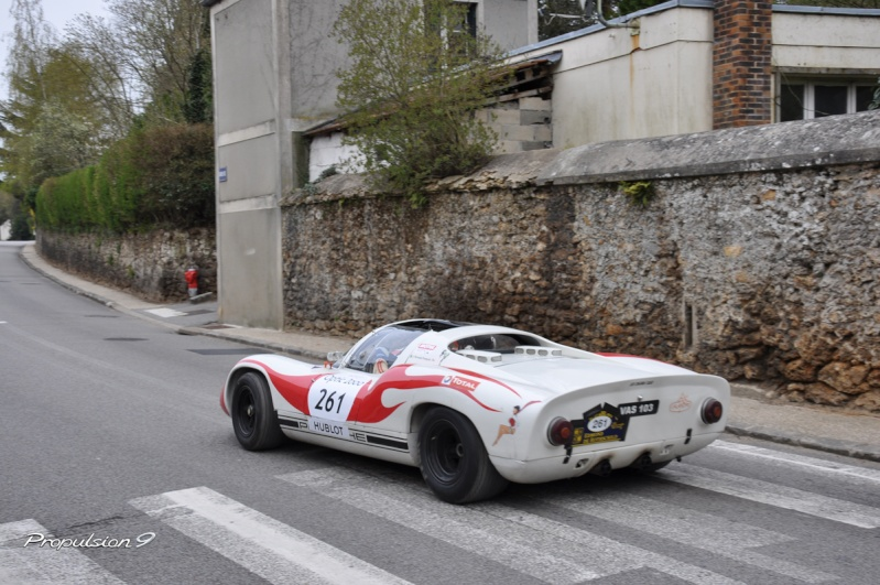 Tour Auto 2013. Porsche en force Porsch23