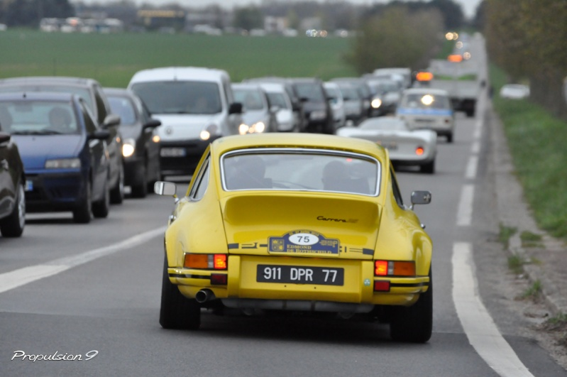 Tour Auto 2013. Porsche en force Porsch24