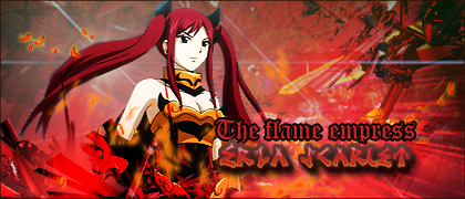 My awesome signatures. Erza211
