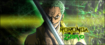 my awesome signatures. - Page 4 Zoro_411
