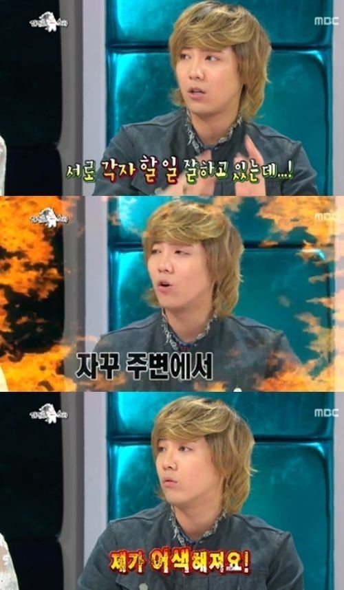 [NEWS] 130523 Hongki discusses his thoughts on comparisons between F.T. Island and labelmate CNBLUE Hongki10