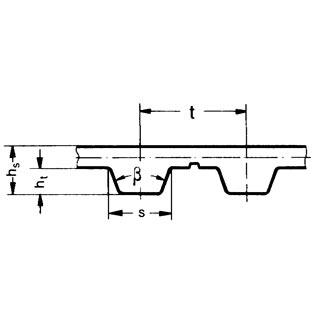 3 - La transmission par chaîne et pignons (avec démultiplication) 10012310