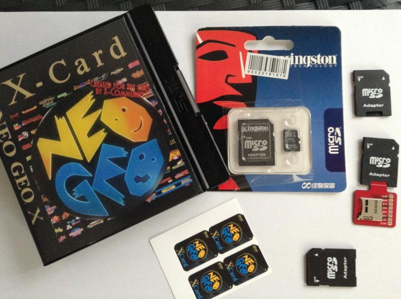[Pré-commande] X-Card Pack_x12