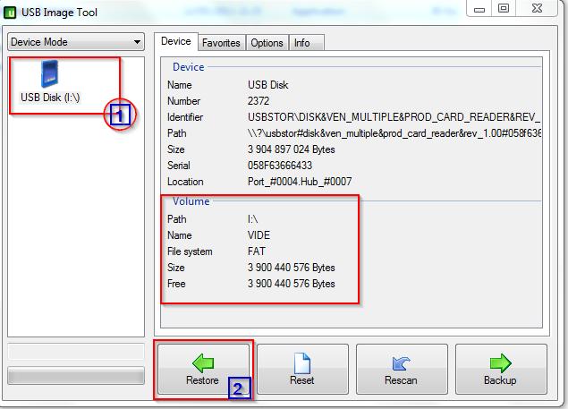 [X-Card] Image SD Card contenant des démos Usbit210