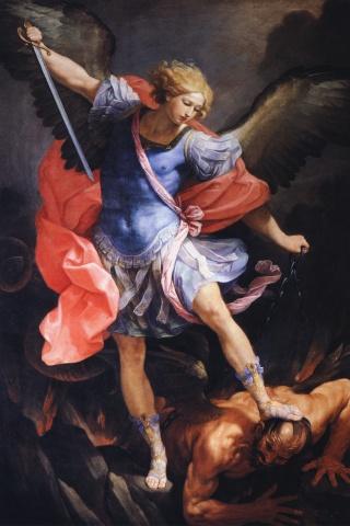 8 mai : Fête de Saint Michel Archange sur le Mont Gargan (Italie) Saint-10