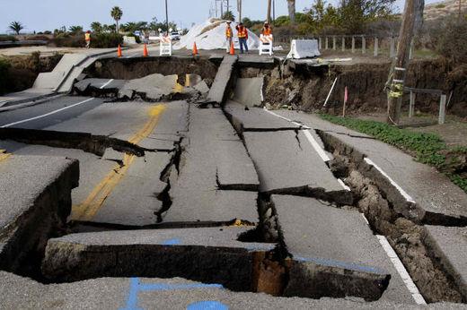 La Californie est en train de s'effondrer! Sink10