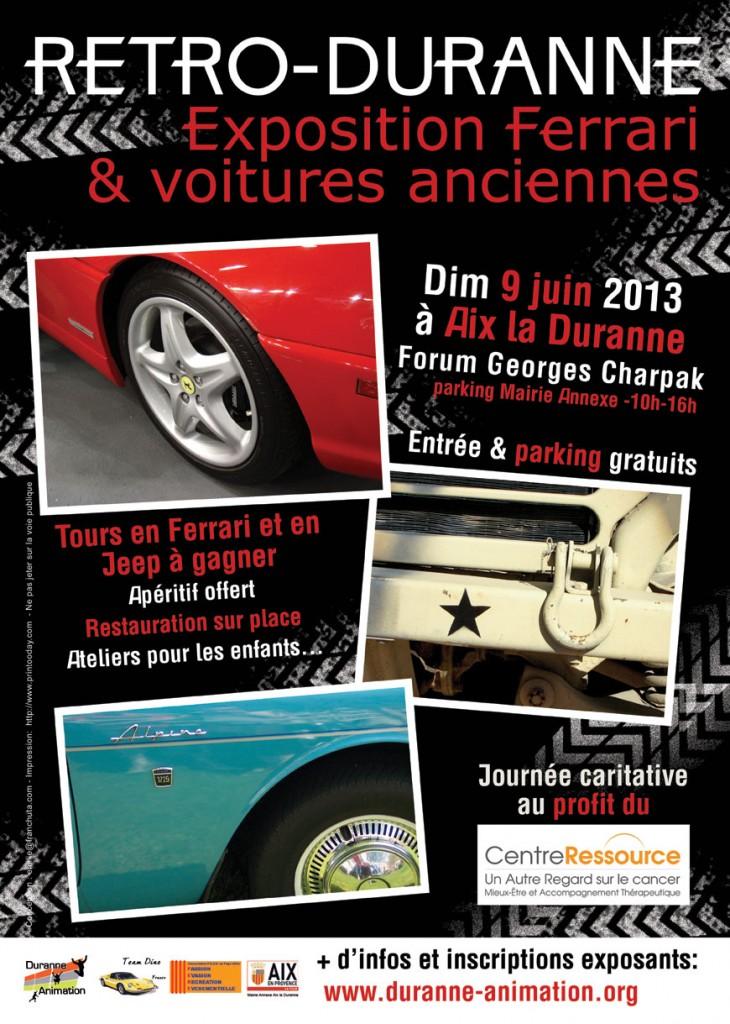 Pour ceux qui ne vont pas au Raduno Cévennes le 9/06 Affich11