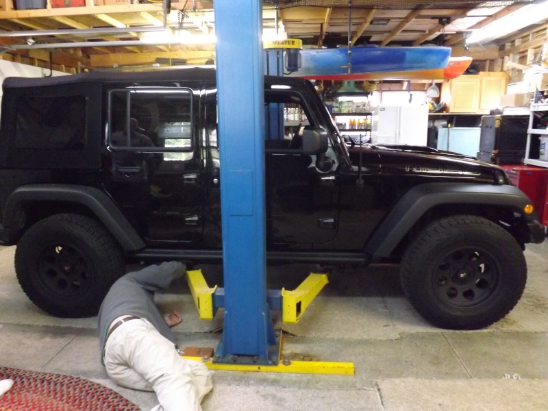 Bills MOAB Edition Jeep build Before16