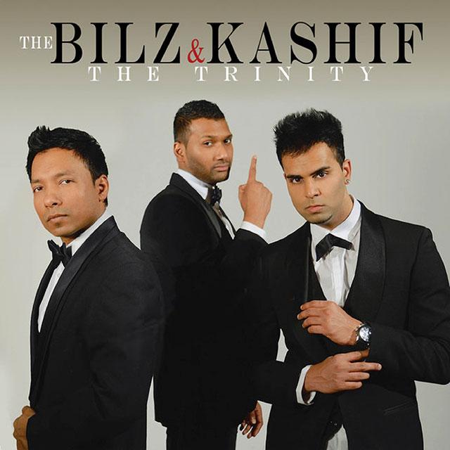 Bilz Music : The Bilz & Kashif - The Trinity (2013) The-bi10