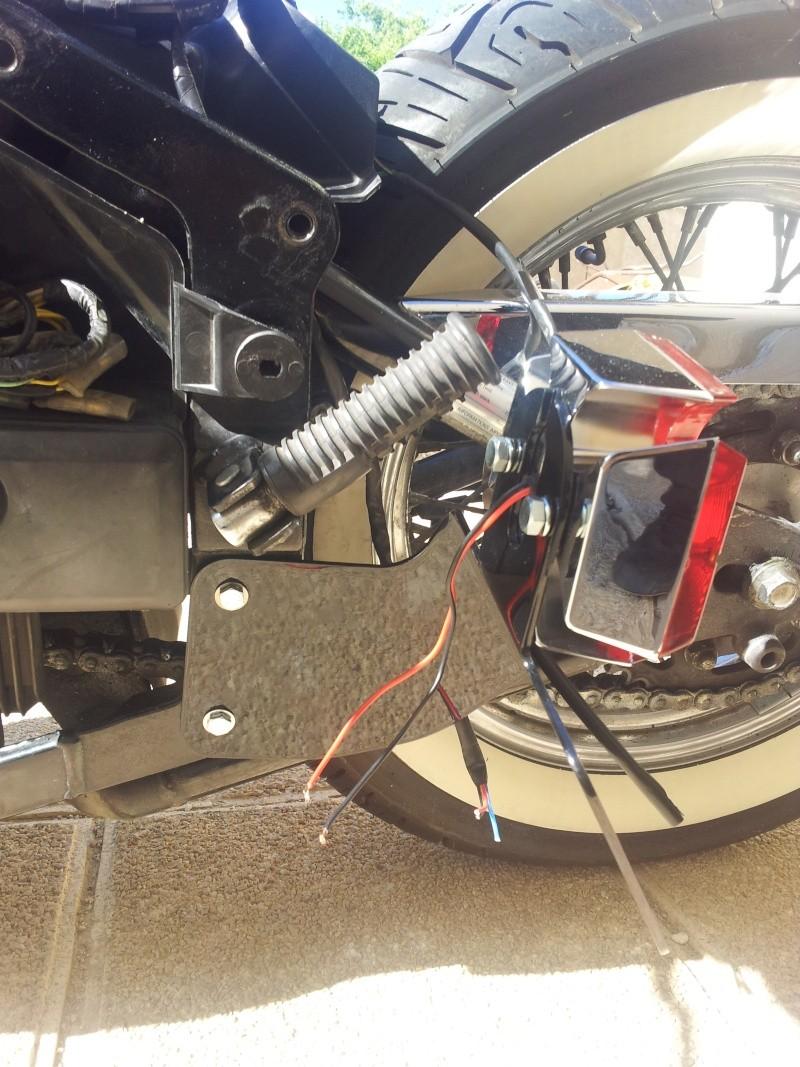 800 VN - Bobber transformer en RIGIDE page 2!! Photo Inside 20130512