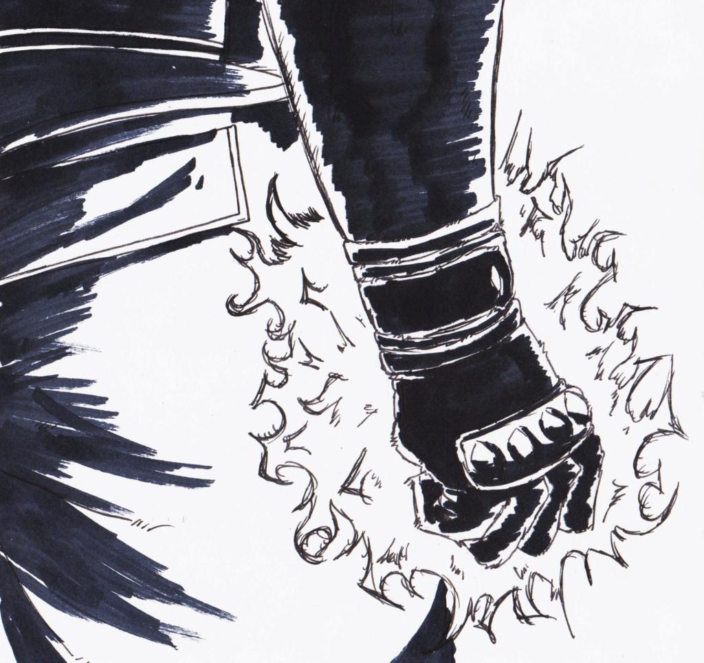 """[GUERRE] """"En garde ! Un noble démon rentre en scène"""" [libre] Flamin10"""