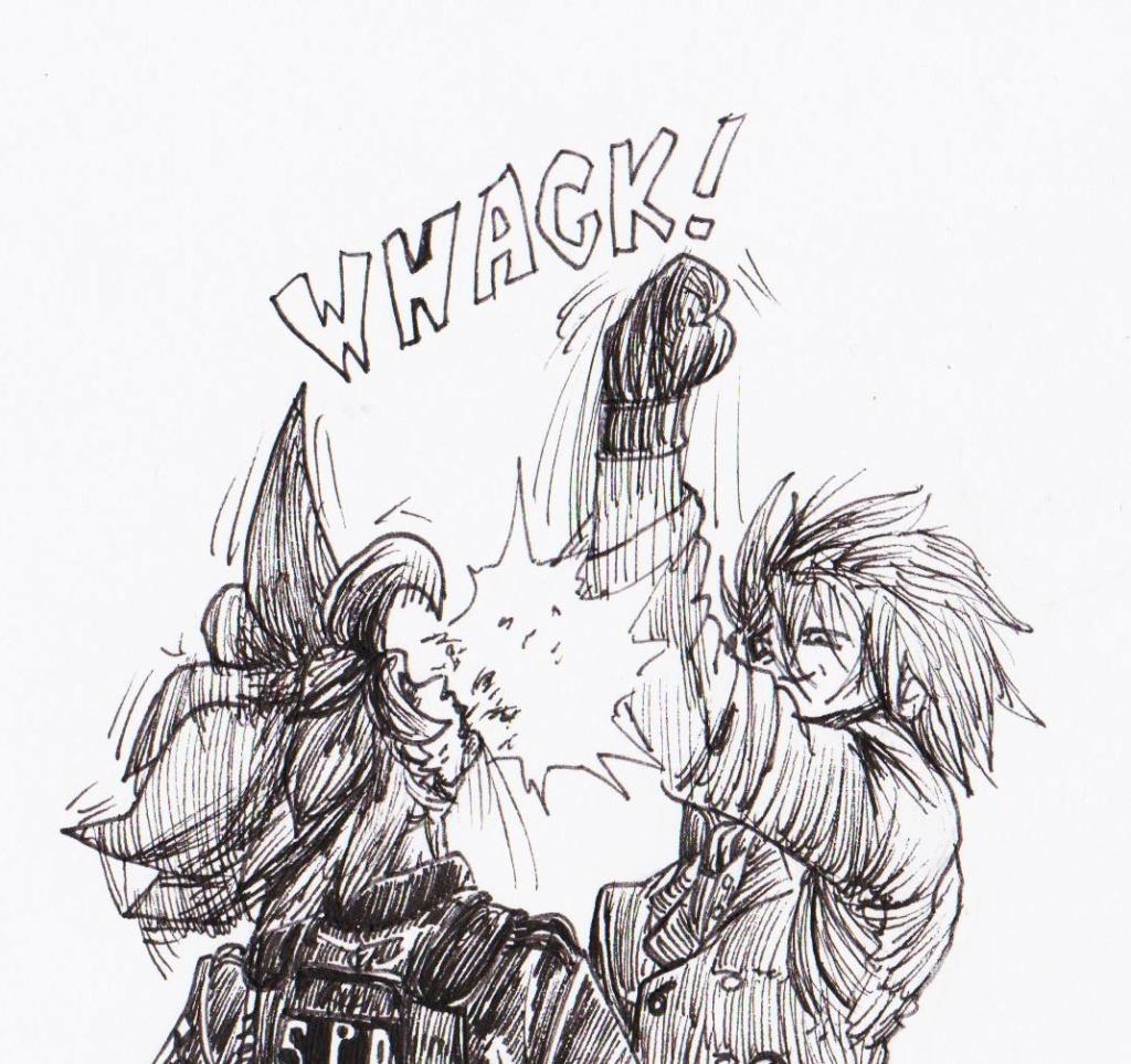 """[GUERRE] """"En garde ! Un noble démon rentre en scène"""" [libre] One_up10"""
