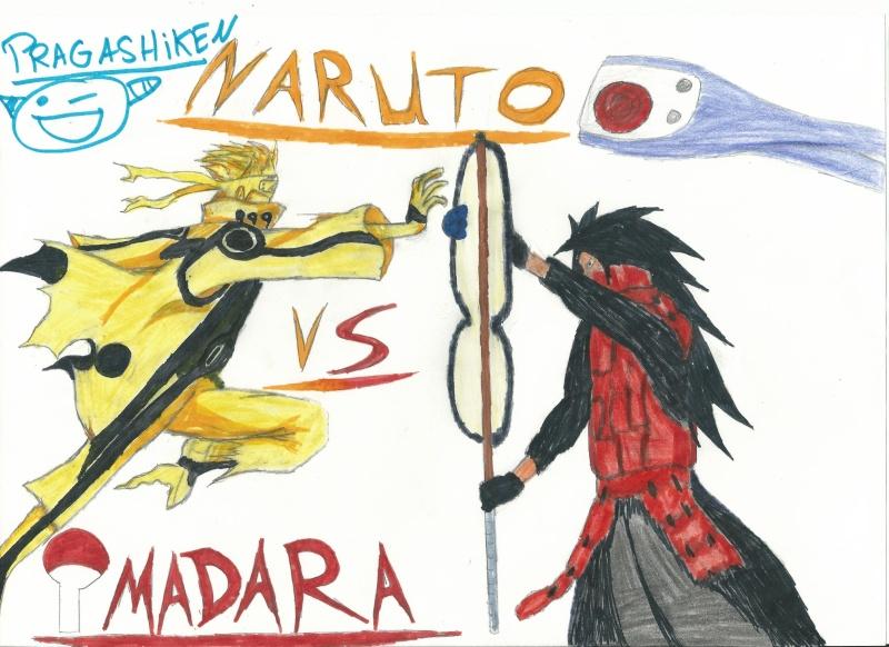 Moi et Mes Dessins  Naruto10
