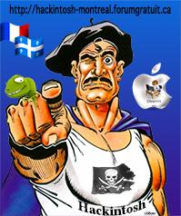 Capitaine Hackintosh Superd11