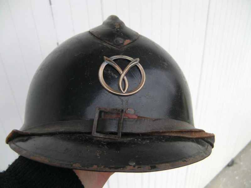 milice - Insigne milice casque Photo_10