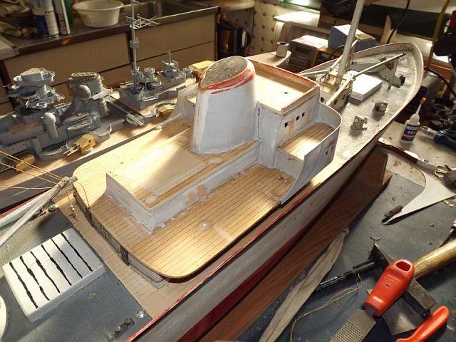Robbe Cap Domingo 1/100 - Aufarbeit / Restaurierung 0_c10
