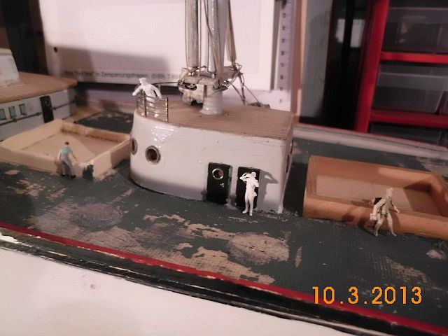 Robbe Cap Domingo 1/100 - Aufarbeit / Restaurierung 1010