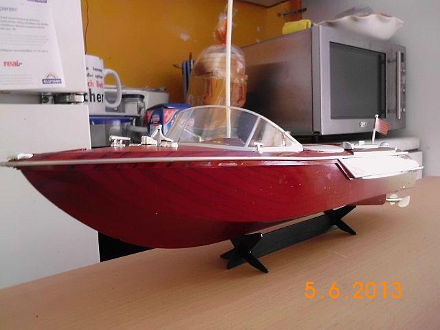 """Jamara 040390 Jacht """"Venezia"""" - Ein Spassmodell 126"""