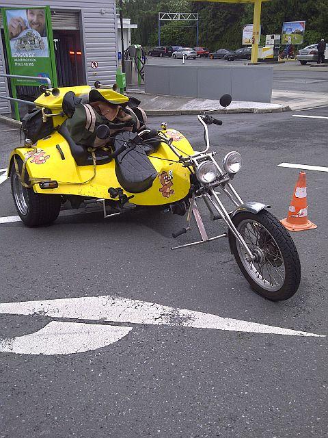 Trike - Schnappschuss auf dem Parkplatz 14_tri10
