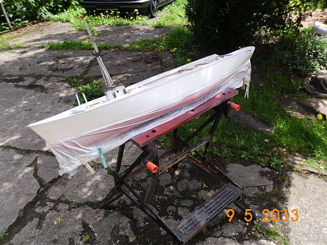 Robbe Cap Domingo 1/100 - Aufarbeit / Restaurierung 2110
