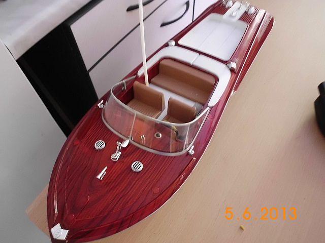 """Jamara 040390 Jacht """"Venezia"""" - Ein Spassmodell 225"""
