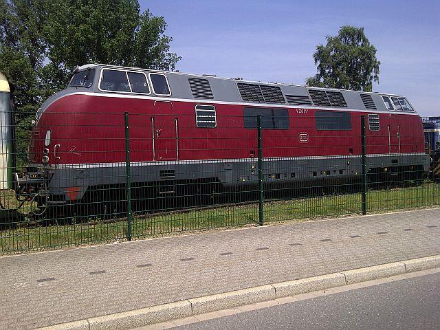 V200 017 und Loks der Peine-Salzgitter in Hattingen 19.06.13 230