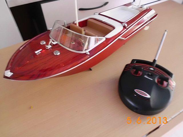 """Jamara 040390 Jacht """"Venezia"""" - Ein Spassmodell 418"""