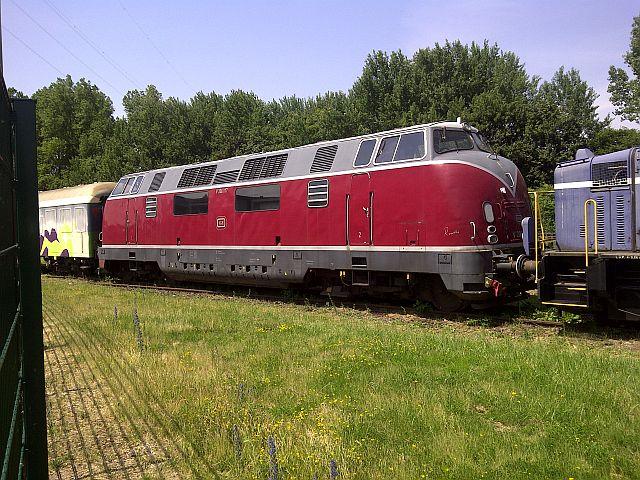 V200 017 und Loks der Peine-Salzgitter in Hattingen 19.06.13 423