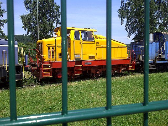 V200 017 und Loks der Peine-Salzgitter in Hattingen 19.06.13 617