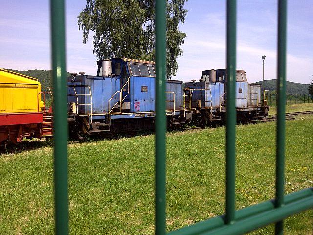 V200 017 und Loks der Peine-Salzgitter in Hattingen 19.06.13 716