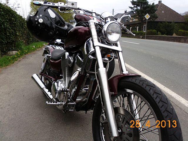Schwere Motorräder - Schnappschuss vom Admin 810