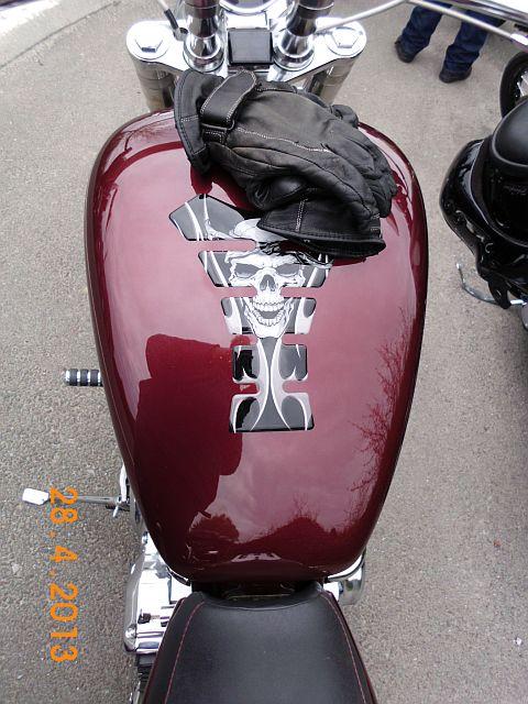 Schwere Motorräder - Schnappschuss vom Admin 910