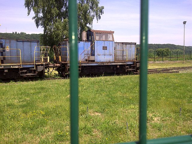 V200 017 und Loks der Peine-Salzgitter in Hattingen 19.06.13 914