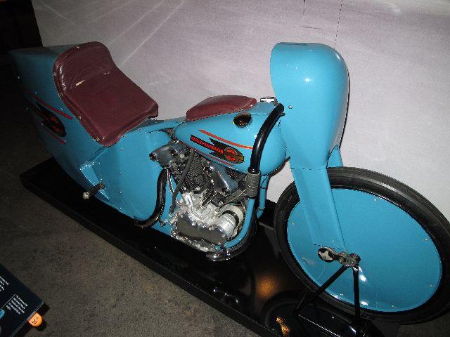 Harley Davidson Museum Milwaukee/USA - 2010 Hd-mus28