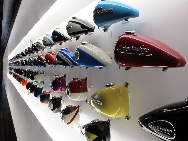 Harley Davidson Museum Milwaukee/USA - 2010 Hd-mus36
