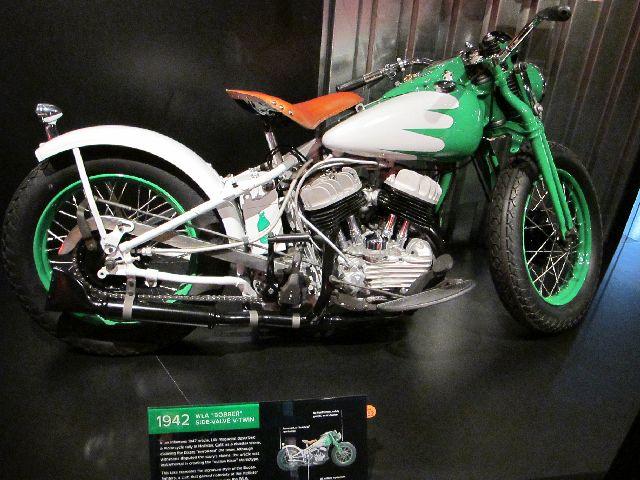 Harley Davidson Museum Milwaukee/USA - 2010 Hd-mus40