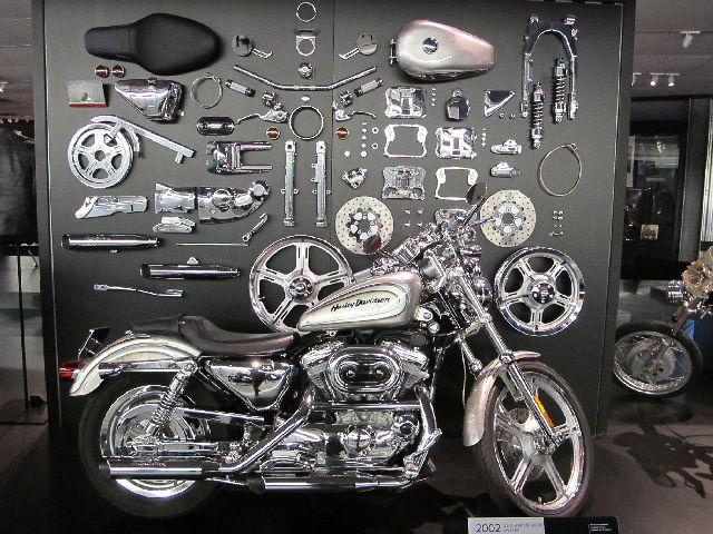 Harley Davidson Museum Milwaukee/USA - 2010 Hd-mus44
